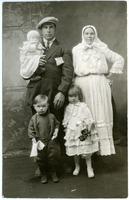 Doukhobor family