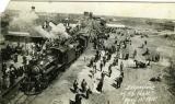 """Departure of 53: Batt - May 19, 1915."""
