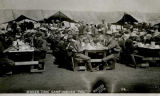 """Dinner Time / Camp Hughes 1916"""