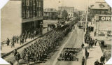 """Departure of 53 Batt May 19 1915"""